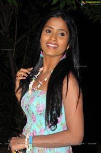 Prashanthi at Pelladandi Audio
