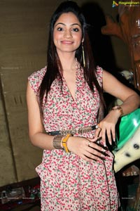 Shilpi Shah at Little Kids Exhibition Launch