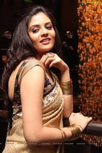 Sree Mukhi at Tasyaah Fashion Walk