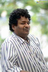 Comedian Satya Akkala