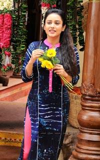 Mishti Chakraborty photos from Sarabha