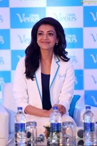 Kajal Aggarwal Gillette Venus