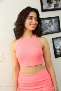 Tamannaah in Pink Dress