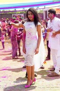 Actress Madhu Shalini