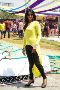 Actress Sanjjanaa Galrani