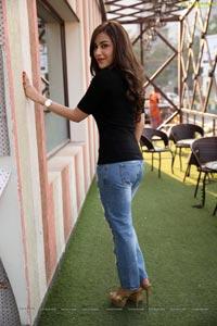Actress Angela Krizlinski