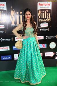 Manvitha Harish IIFA 2017