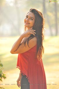 Actress Neha Deshpande