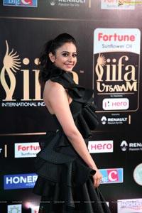 Rakul Preet Singh IIFA 2017