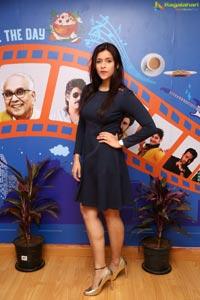 Mannara Chopra at Radio City