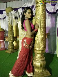 Dancer Nisha