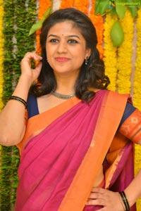 Actress Supriya Aysola