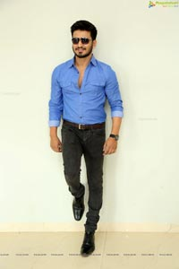 Telugu Hero Nikhil Siddharth