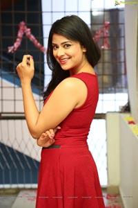 Actress Priyanka Sharma