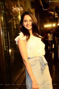 Indian Actress Rakul Preet Singh