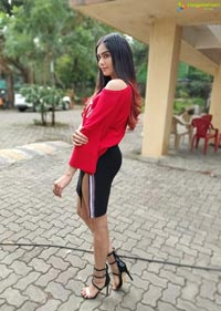 Indian actress Adah Sharma