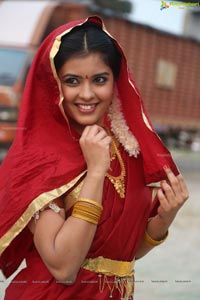 Heroine Amrutha Photos