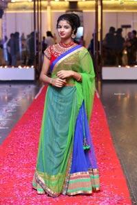 Aksha Kotapati at Sthri Fashion Show