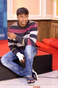 Baalu Adusumilli at AOAO Interview