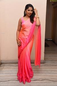 Indu at Prema Pipasi Pre Release Event