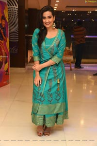 Manjusha at College Kumar Pre-Release Event