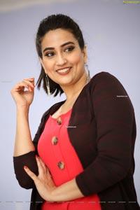 Manjusha Exclusive Photo shoot