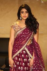 Nakshatra at Palasa Pre-Release Event