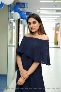 Nikhitha Chaturvedi Dr. Agarwal's Eye Hospital