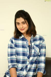Payal Rajput at 5Ws Movie Logo Launch