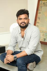 Director Sailesh Kolanu Hit Interview Stills