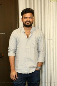 Director Sailesh Kolanu Hit Interview Stills