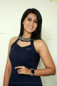 Viviya Santh at Angulika Trailer Launch