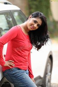 Kavya Prathyusha Exclusive HD Photos