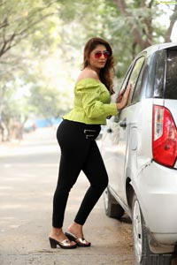Sejal Mandavia Exclusive HD Photos