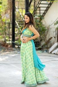Anasuya Bharadwaj Photo shoot