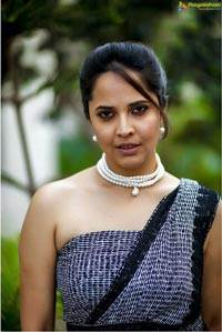 Anasuya Bharadwaj Photo shoot