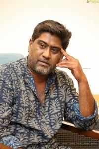 Ahishor Solomon at Wild Dog Movie Interview