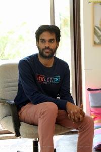 Anudeep KV at Jathi Ratnalu Movie Interview