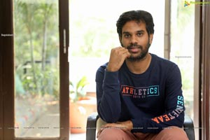 Anudeep KV at Jathi Ratnalu Movie Interview