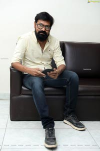 Director Hari Prasad Jakka at Playback Movie Interview