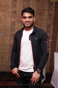 Director Dr.Pragabhal at Muddy Movie Interview