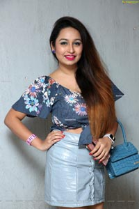 Juhi Chavan at Sandhya Jella's Birthday Bash