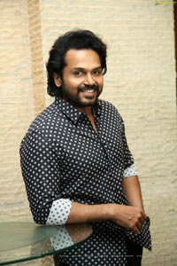 Karthi at Sulthan Movie Interview