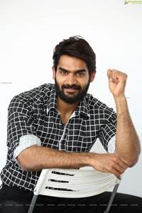 Kartikeya at Chaavu Kaburu Challaga Movie Interview