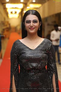 Lovely Singh HD Stills at Gaali Sampath Pre-Release
