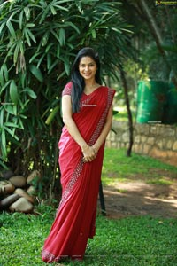Madhumitha Sivabalaji Latest Photoshoot Stills