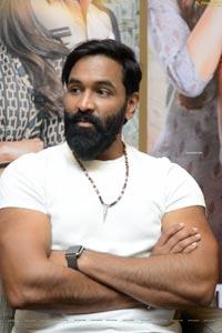 Manchu Vishnu at Mosagallu Movie Interview