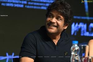 Nagarjuna at Wild Dog Movie Press Meet