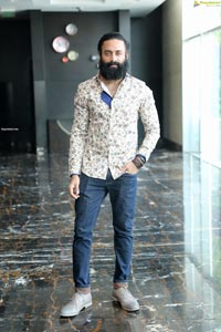 Navdeep at Mosagallu Movie Interview