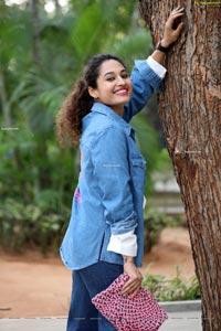 Pooja Ramachandran at Power Play Movie Success Meet